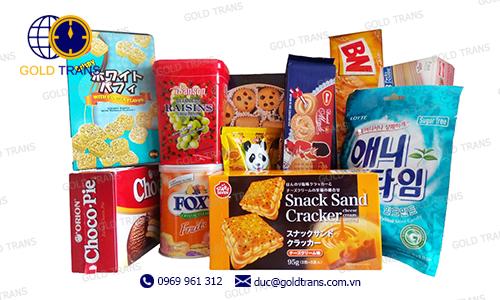 an toàn thực phẩm nhập khẩu