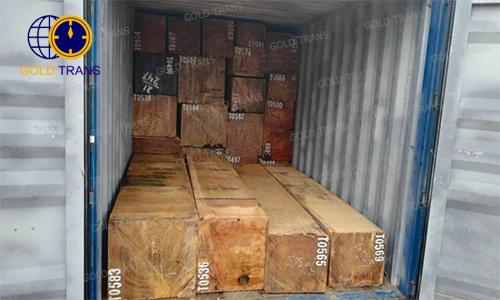 thủ tục nhập khẩu gỗ lim Tali