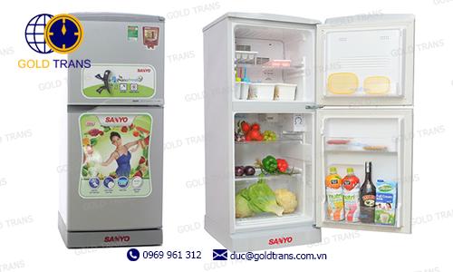 thủ tục nhập khẩu tủ lạnh