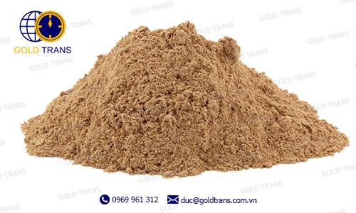 thủ tục xuất khẩu bột gỗ