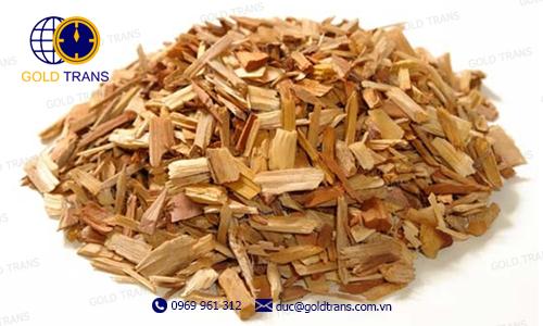 thủ tục xuất khẩu gỗ dăm wood chips