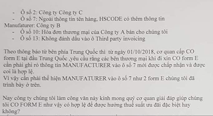 Ô SỐ 7 TRÊN CO FORM E_2