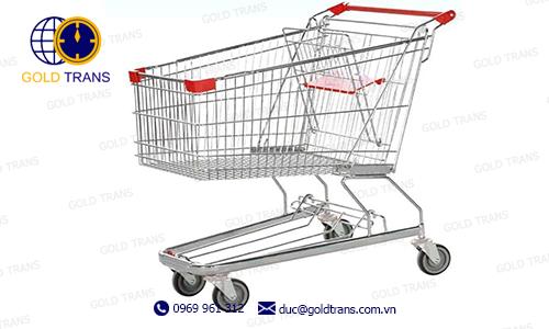 Thủ tục nhập khẩu xe đẩy hàng siêu thị