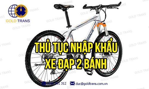 thu-tuc-nhap-khau-xe-dap