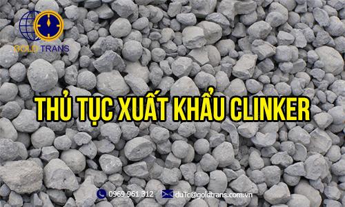 thu-tuc-xuat-khau-clinker